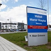 Picture by Edward Moss Photography/07766 250970 All rights reserved. Walsall Manor NHS Hospital